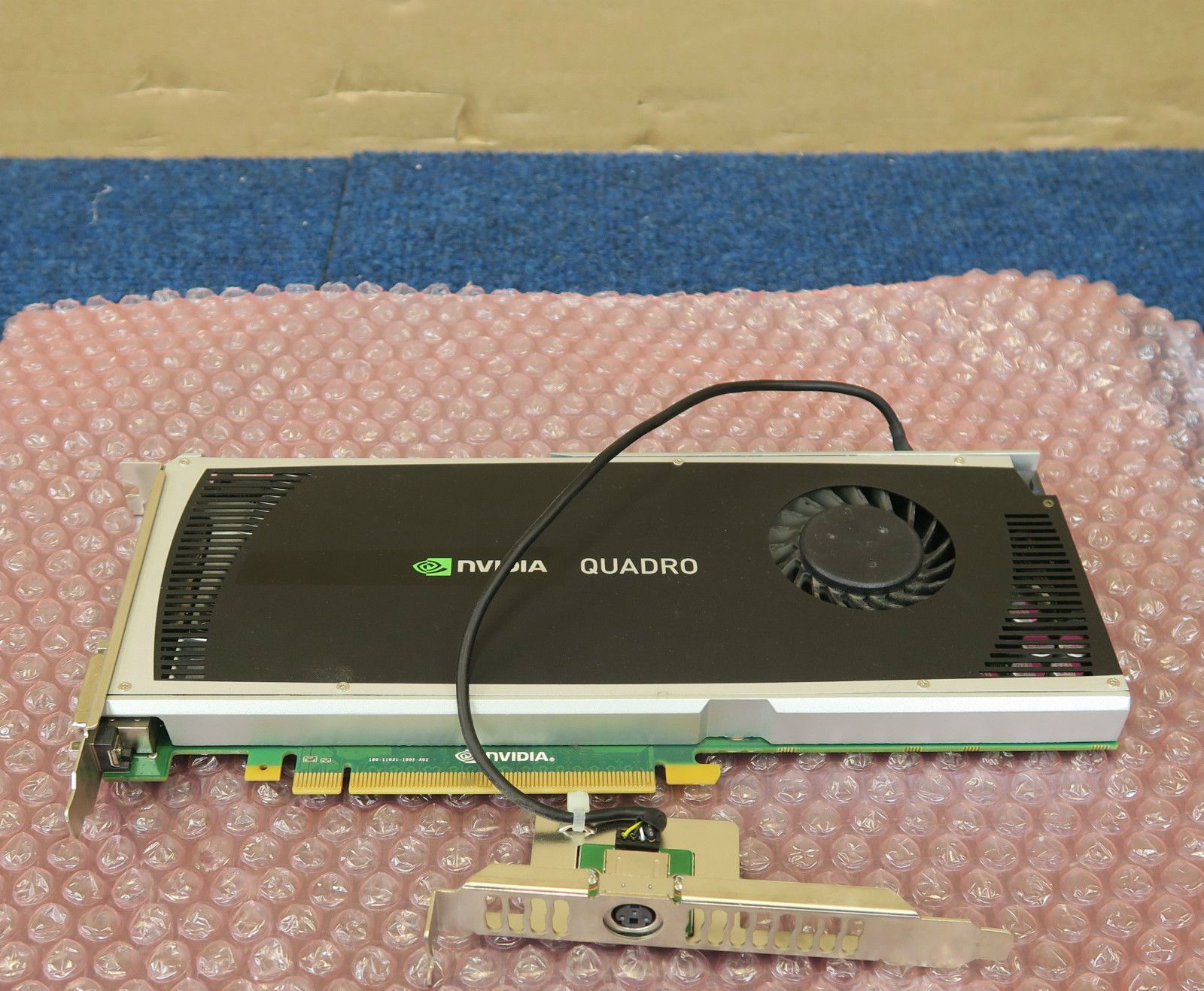 Nvidia Quadro 4000 2GB GDDR5 PCI-e Dual Display Port DVI